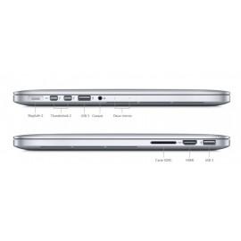 """MacBook Pro Rétina 15"""" Bi-Core i5 à 2,6GHz"""