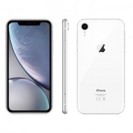 iPhone XR - 128 Go - Blanc - Grade A